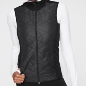 NWT Athleta Insulated Flurry Vest size Small